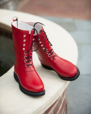 Red Wellington Boot Product