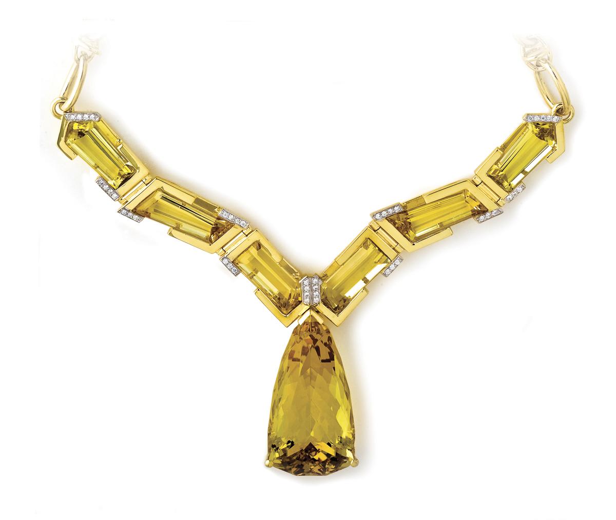 Westphal Custom Design Necklace