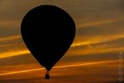 Balloon Silhouette, USA