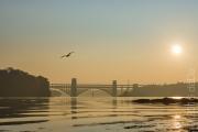Britannia Bridge, North Wales