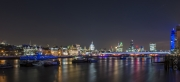 St Paul skyline, UK