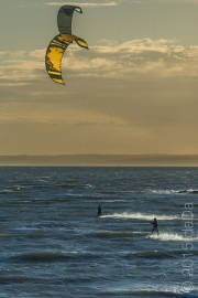 windsurfing, North Wales