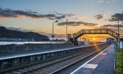 Sun and Rail, Deganwy
