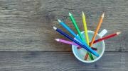 Pencils & Cup, Studio
