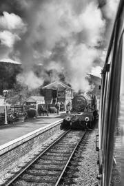 Llangollen Railway Steam