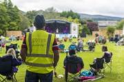Gorjys Secret Festival 2017, Wales, UK