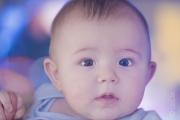 Baby Closeup, USA