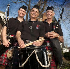 Caladonia Pipe Band